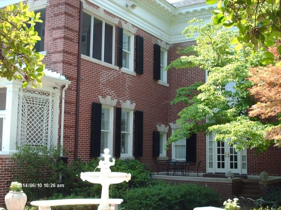 Colonial Shutters for Hurricane Protection on a Home in Wilmington